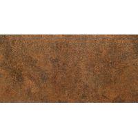 Tubądzin Terraform płytka ścienna 29,8x59,8 cm brązowy mat
