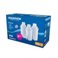 Aquaphor B15 Standard wkład filtrujący komplet 3 sztuki
