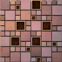 Ceramstic Jazz Copper mozaika ścienna 29,8x29,8 cm STR mix kolorów połysk