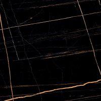 Ego Saint Laurent płytka ścienno-podłogowa 60x60 cm czarna połysk
