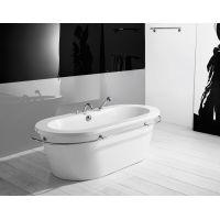 Hoesch Philippe Starck Edition 1 wanna wolnostojąca 180x90 cm owalna biała 6021.010010