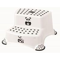 Keeeper Igor podest dziecięcy dwustopniowy Panda biały 1003110024100
