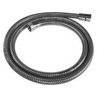 Laveo Goma wąż prysznicowy 150 cm szary/chrom CRG94PD