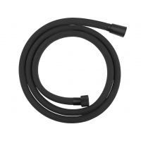 Laveo Pretto wąż prysznicowy 150 cm czarny mat CRP74PD
