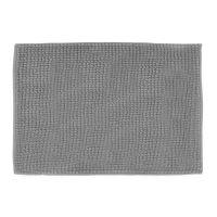 Sepio Parma dywanik łazienkowy 50x80 cm szary 10DYWPARGRA50