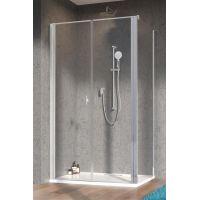 Radaway Nes DWD+S ścianka prysznicowa 70 cm boczna szkło przezroczyste 10040070-01-01