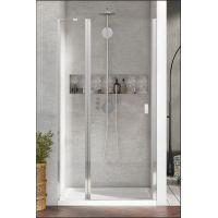 Radaway Nes DWJ II drzwi prysznicowe 100 cm lewe chrom/szkło przezroczyste 10036100-01-01L