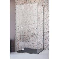 Radaway Torrenta KDJ kabina prysznicowa 90 lewa x 90 cm chrom/szkło przezroczyste 132202-01-01L