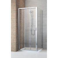 Radaway Evo DW+S ścianka prysznicowa 100 cm 336100-01-01
