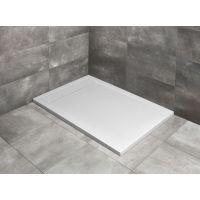 Radaway Teos F brodzik prostokątny 150x80 cm biały HTF15080-04