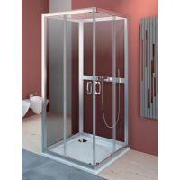 Radaway Premium Plus 2S komplet ścianek tylnych 80cm 33443-01-05N