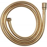 Ferro Gold wąż prysznicowy 150 cm złoty W35