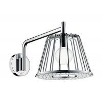 Axor LampShower Nendo deszczownica 27,5 cm z ramieniem prysznicowym chrom 26031000