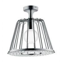 Axor LampShower Nendo deszczownica 27,5 cm z oświetleniem chrom 26032000