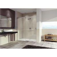 Hüppe Aura elegance 4-kąt drzwi prysznicowe 160 cm lewe szkło przezroczyste 401418.087.322