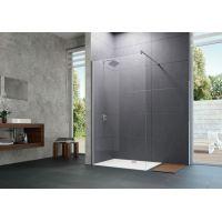 Hüppe Design Pure ścianka prysznicowa 90 cm Walk-In 8P1102.087.322