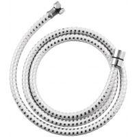 Invena wąż prysznicowy 150 cm chrom/biały AW-30-J02