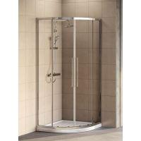 Ideal Standard Kubo kabina prysznicowa 90x90 cm półokrągła szkło przeźroczyste T7141EO