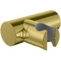 Kohlman Experience Gold uchwyt prysznicowy złoty QW004EGD