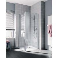 Kermi Cada CK TWD ścianka prysznicowa 90 cm boczna szkło przezroczyste CKTWD09020VPK