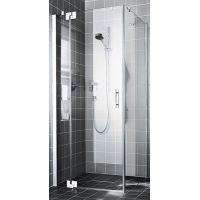 Kermi Filia XP drzwi prysznicowe 80 cm lewe szkło przezroczyste FX1WL08020VPK