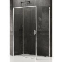 New Trendy Prime kabina prysznicowa 100x80 cm prostokątna lewa szkło przezroczyste D-0298A/D-0123B