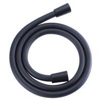 Oltens Ronneby wąż prysznicowy 125 cm czarny mat 37200300