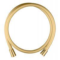 Oltens Ronneby wąż prysznicowy 125 cm złoty połysk 37200800