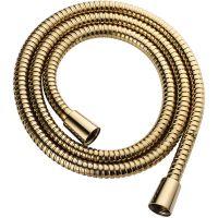 Omnires wąż prysznicowy 150 cm złoty 023-XGL