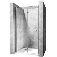 Rea Best drzwi prysznicowe 80 cm szkło przezroczyste REA-K1301