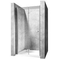 Rea Best drzwi prysznicowe 100 cm szkło przezroczyste REA-K1305