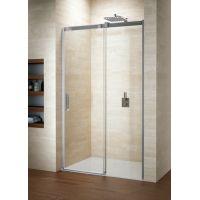 Riho Ocean drzwi prysznicowe przesuwne do wnęki 140 cm szkło czyste GU0204100