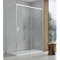 SanSwiss Cadura drzwi prysznicowe 120 cm prawe szkło przezroczyste CAS2D1205007