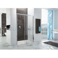 Sanplast Free Zone drzwi prysznicowe 120 cm wnękowe prawe szkło przezroczyste D2P/FREEZONE-120-S sbW0 600-271-3160-38-401