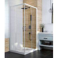 Sanplast Basic drzwi prysznicowe 70 cm szkło przezroczyste 600-450-0200-01-400