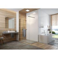 Sanplast Free Line II P/FREEII ścianka prysznicowa 90 cm Walk-In szkło przezroczyste 600-261-0430-59-401