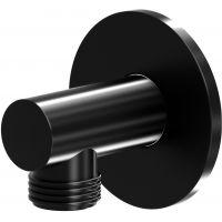 Steinberg 100 przyłącze kątowe czarny mat 1001660S