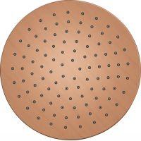 Teka Stream deszczownica 25 cm okrągła różowe złoto 79006810G3