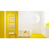 Purmo Santorini grzejnik łazienkowy z podłączeniem dolnym 714x399 C SAC0704