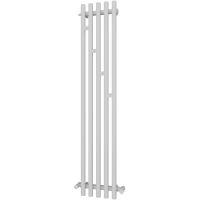 Imers Aries grzejnik łazienkowy 120x24 cm chrom 0120G/L