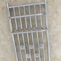 Imers Indeo grzejnik łazienkowy 80x53 cm chrom 0340