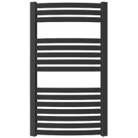Terma Dexter grzejnik łazienkowy 86x50 cm metallic black WGDEX086050KMBCZ1