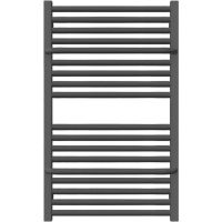 Terma Lima grzejnik łazienkowy 82x50 cm metallic grey WGLIM082050KMGRSX