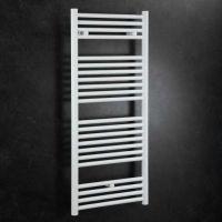 Zehnder Klaro grzejnik łazienkowy 114.6 x 45 cm biały ZSL-120-045