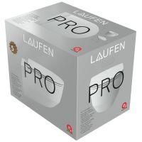 Laufen Pro A miska WC wisząca Rimless z deską wolnoopadającą Slim białą H8669570000001