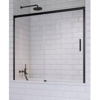 Radaway Idea Black PN DWJ parawan nawannowy 180 cm lewy szkło przezroczyste 10003180-54-01L