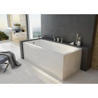 Sanplast Free Line obudowa do wanny 180 cm OWP/FREE180 czołowa biała 620-040-2070-01-000
