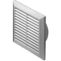 Awenta Classic kratka wentylacyjna 13,7x13,7 cm ścienna biała T61