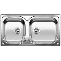 Blanco Tipo XL 9 zlewozmywak stalowy 95x50 cm stal matowa 511926