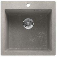 Blanco Pleon 5 zlewozmywak 51,5x51 cm z Silgranit PuraDur beton 525304